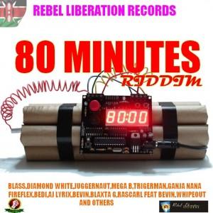 #music : Mega B - Coulda try get we down #80minutesriddim