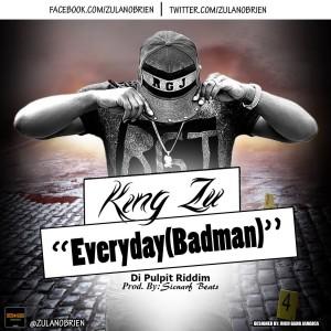 King Zu Cover Art